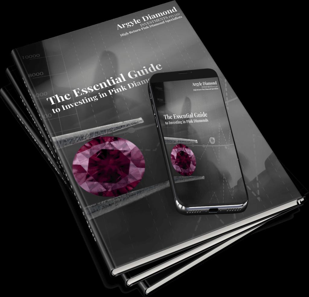 Shop Natural Loose Pink Diamonds - Pink Diamond Canberra